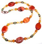 Autumn's Arrival Beaded Jewelry Making Set