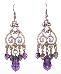 Bewitching Beauty Earrings Beaded Jewelry Making Kit