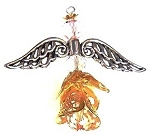 Christmas Angel Ornament Beaded Jewelry Making Kit