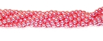 1 Strand of Czech Glass 4mm Pearl Beads - Blush