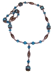Picassos Mystery Necklace Beaded Jewelry Making Kit