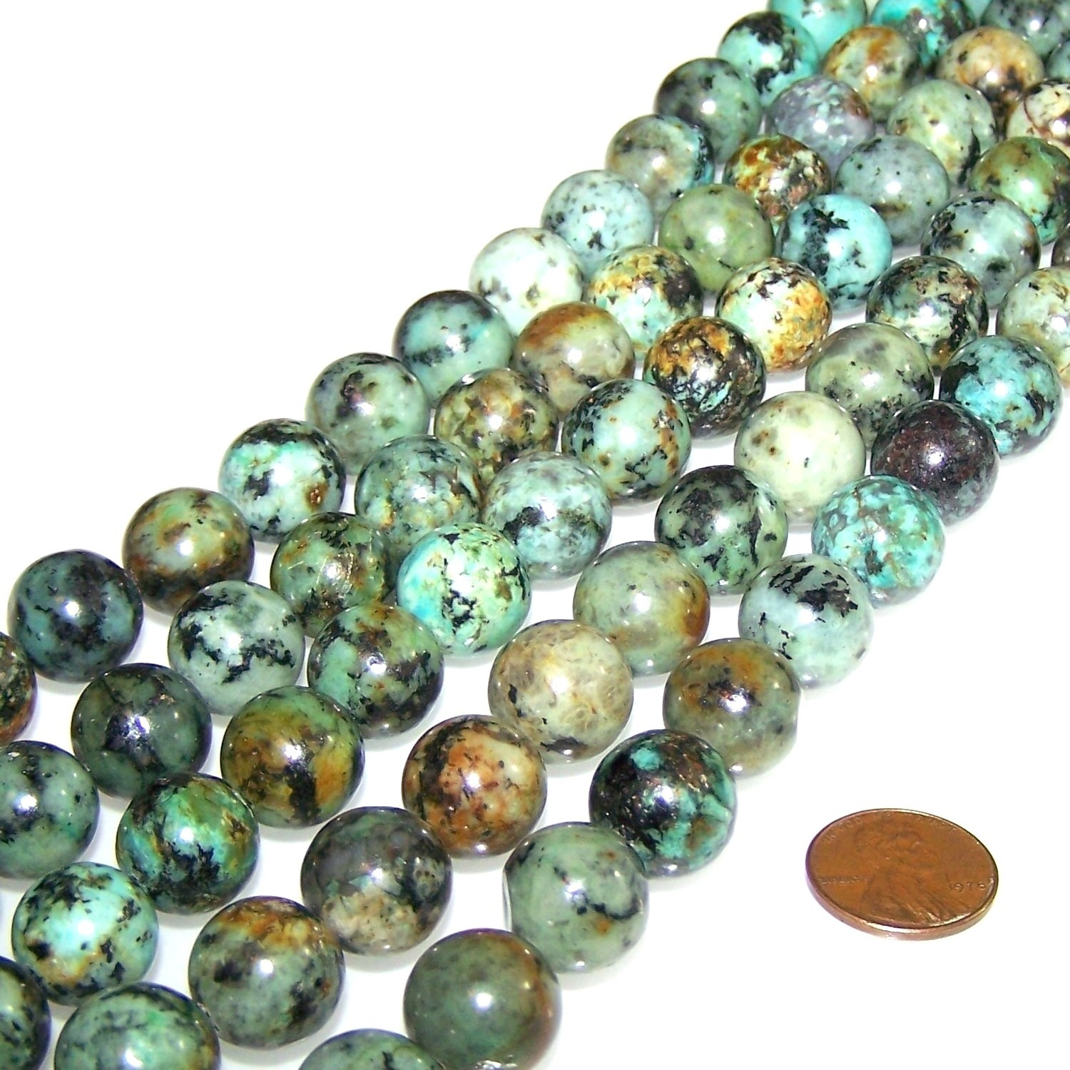 Gemstone Beads - Rounds - 12mm