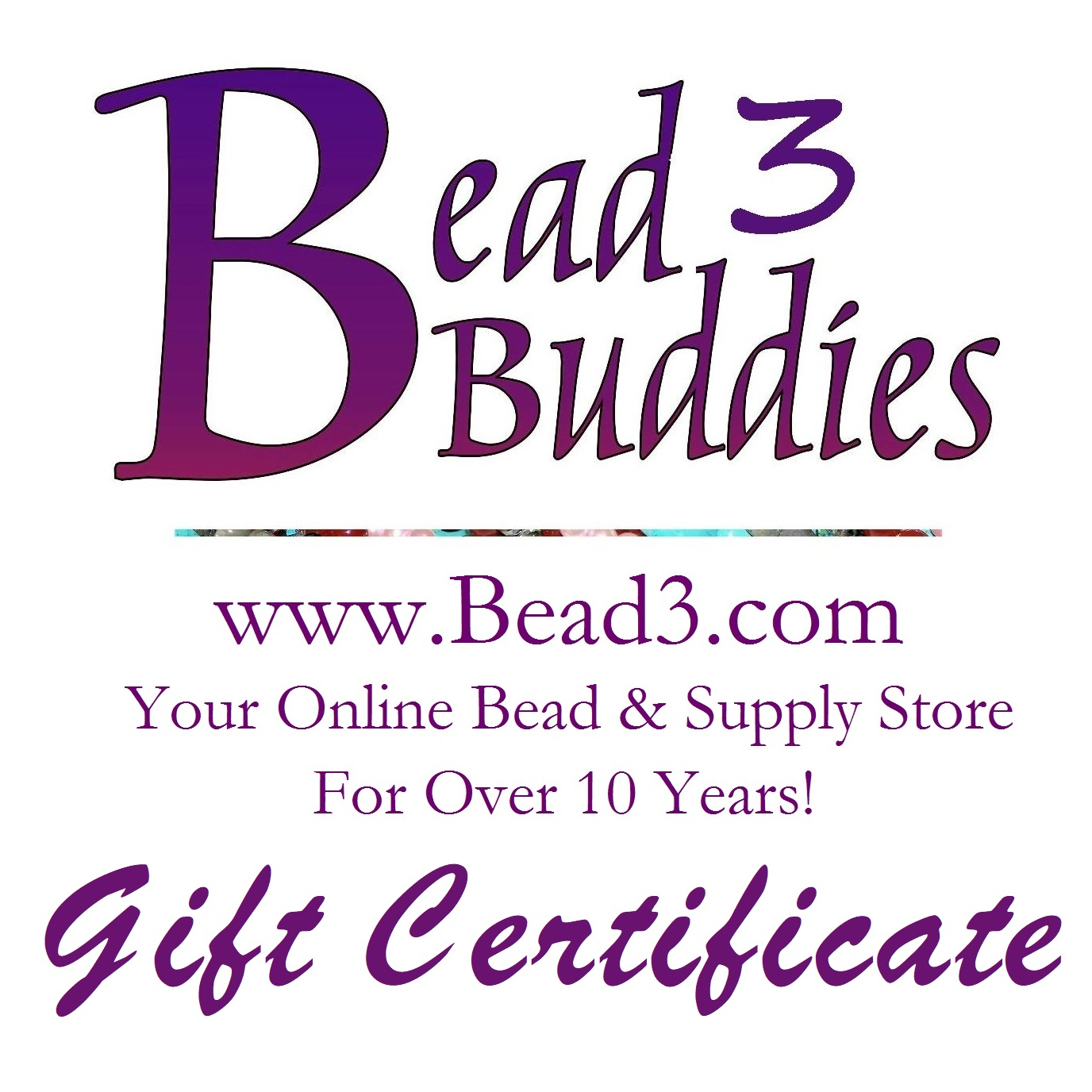 Bead Sales and Special Promotions at Bead3