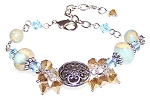 Beach Getaway Bracelet Beaded Jewelry Making Kit