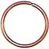 Jump Rings - Antique Copper