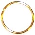 Jump Rings - Gold-Plated