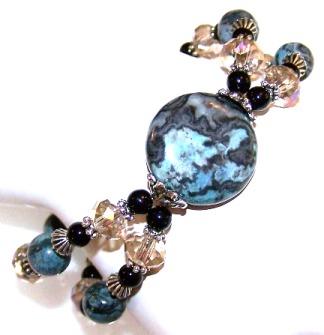 Beyond Sunset Bracelet Free Beaded Jewelry Making Pattern