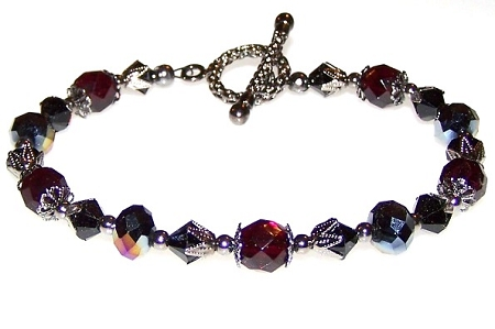 Eternal Embrace Bracelet Free Beaded Jewelry Making Pattern