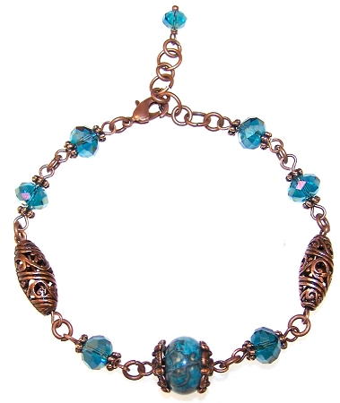Picasso Mystery Bracelet Free Beaded Jewelry Making Pattern