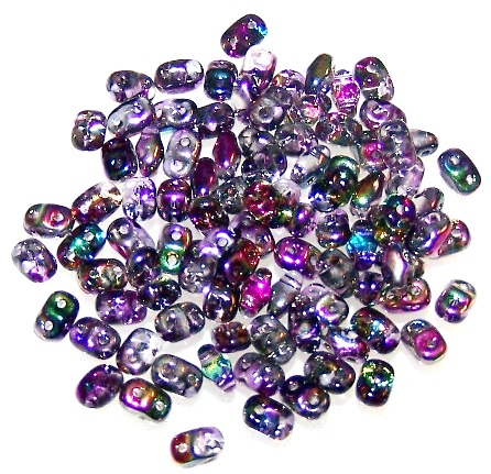 Czech Glass Mini Superduo Beads