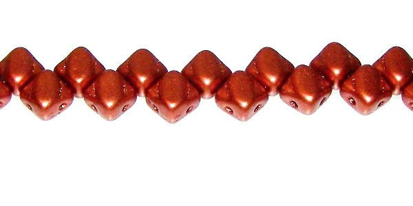 Crystal Bronze Fire Red