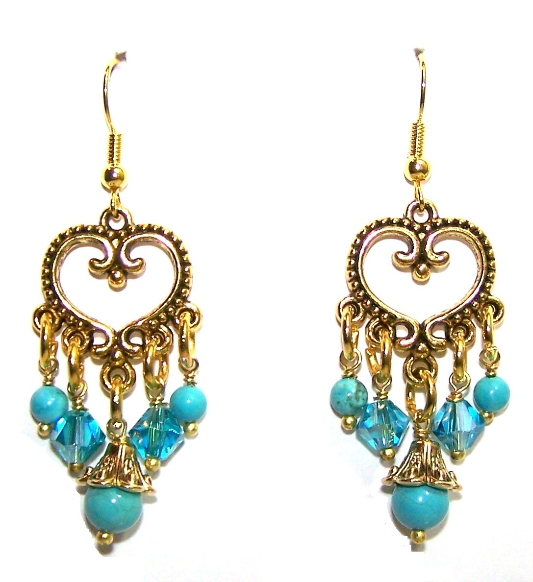 Destiny Earrings Free Beaded Jewelry Making Pattern