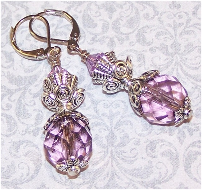 Elven Princess Earrings Free Beaded Jewelry Making Pattern