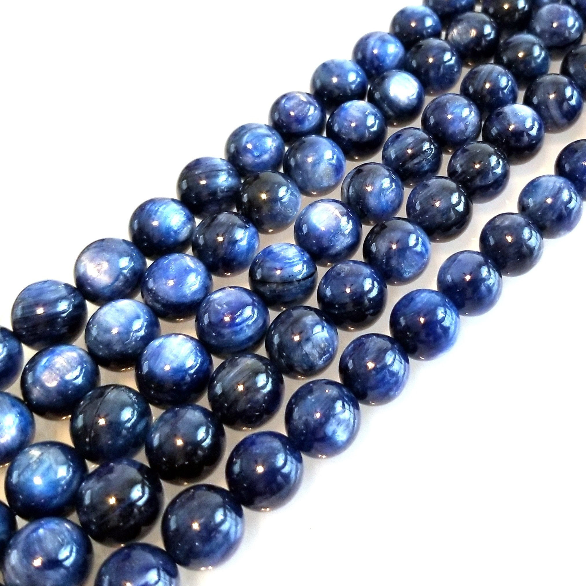 Kyanite Gemstone Beads