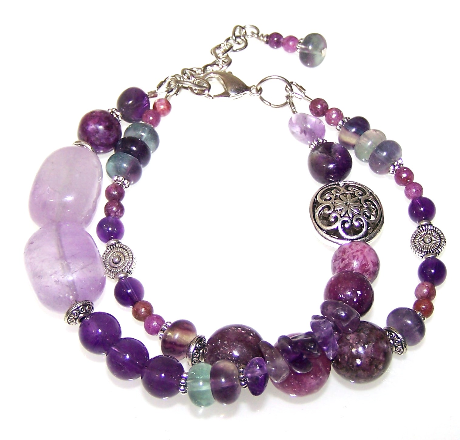 Serene Journey Bracelet Beaded Jewelry