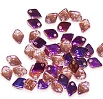 50 Dragon Scale Beads - Crystal Sliperit