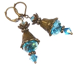 Charming Bells Earrings Beaded Jewelry Making Kit