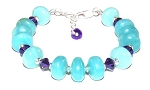 Dreamy Velvet Bracelet Beaded Jewelry Making Kit