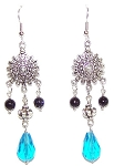 Drops of Moonlight Earrings Beaded Jewelry Making Kit