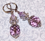 Elven Princess Earrings Creative Bead Kit
