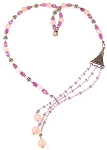 Forever in Love Necklace Beaded Jewelry Making Kit