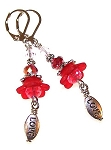 Love Is In The Air Earrings Beaded Jewelry Making Kit