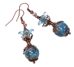 Magical Petals Earrings Beaded Jewelry Making Kit