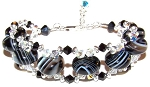 Moonlight Rendezvous Bracelet Beaded Jewelry Making Kit
