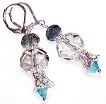 Mystic Nights Earrings Beaded Jewelry Making Kit