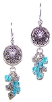 Neptune's Bounty Earrings Beaded Jewelry Making Kit