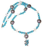 Neptune's Bounty Necklace Beaded Jewelry Making Kit