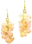 Rock Candy Earrings Beaded Jewelry Making Kit
