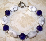Royal Clouds Bracelet Beaded Jewelry Making Kit