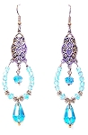 Shimmering Beauty Earrings Beaded Jewelry Making Kit
