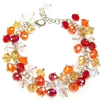 Sunny Rays Bracelet Beaded Jewelry Making Kit