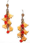 Tropical Paradise Earrings Beaded Jewelry Making Kit