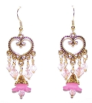 Vivacious Sparkles Earrings Beaded Jewelry Making Kit