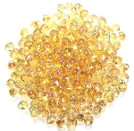 Miyuki Glass Fringe Drop Beads - Rainbow Light Amber - Drop-251