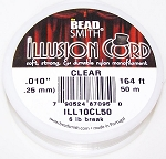 1 Spool of Illusion (Invisible) Cord - 50m (164ft)