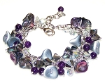 Frosted Beauty Bracelet Beaded Jewelry Making Kit