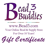 E-MAILED Gift Certificate