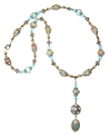 Beach Getaway Necklace Beaded Jewelry Making Kit