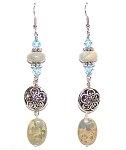 Beach Getaway Earrings Beaded Jewelry Making Kit