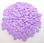 7.5 Grams - Superduo Beads - Bondeli Purple