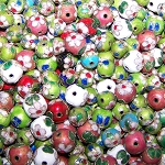 CLOSEOUT - Cloisonne Bead Assortment