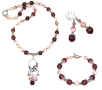 Divine Gemstones Beaded Jewelry Making Set