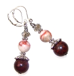 Divine Gemstones Earrings Beaded Jewelry Making Kit