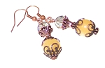 Harmony Earrings Beaded Jewelry Making Kit