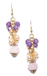 Heavenly Drops Earrings Beaded Jewelry Making Kit