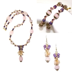 Heavenly Drops Beaded Jewelry Making Set